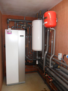 Ground Source Heat Pumps Nicholls Boreholes