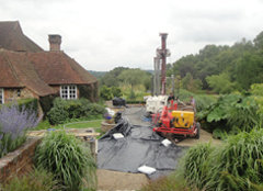 Geothermal-borehole-for-GSHP