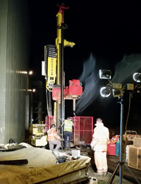 Commercial-water-borehole-drilling